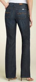 David Kahn Jeans Bootcut Stretch Jeans