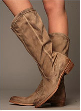Rodeo High Boot
