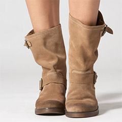 How to Wear Calf Length Boots - YLF