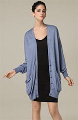 Alexander Wang Exposed Pocket Cardigan
