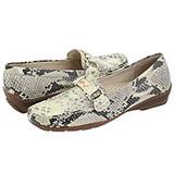 Fitzwell - Taja (Natural Snake) - Footwear