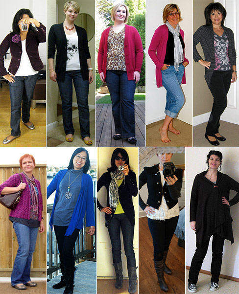 Mom on the Go Outfits