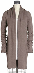 Shae Shawl Sweater Coat