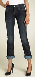 William Rast 'Sam' Stretch Boyfriend Jeans