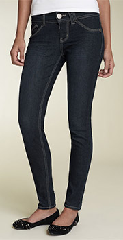 Jolt 'Pick Me Up' Stretch Denim Leggings