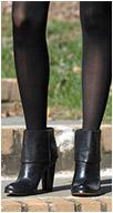 Vanessa-leather-bootie