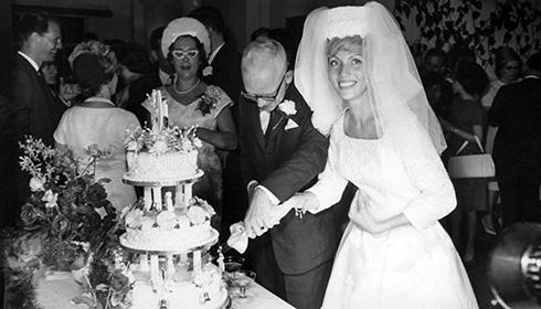 Mum & Dad's Wedding Day