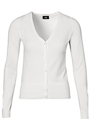 H&M Cardigan - White