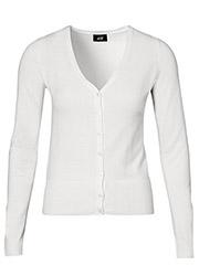 H&M Cardigan - White