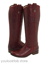 Melissa Button Boot