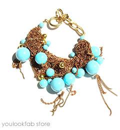 Unchain My Heart Bracelet