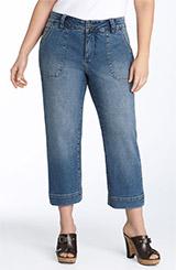 Jag Jeans Carson Crop Pants