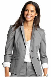 Sleek Suit Jacket