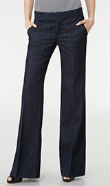 Tory Burch Stretch Denim Trouser Jeans