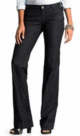 Trouser Dark Wash Jean
