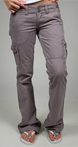 Carter Pant in Dove Twill 22