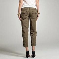 City Safari Pants - Back