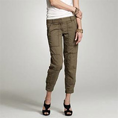 City Safari Pants - Front