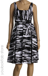 Calvin Klein A-Line Dress