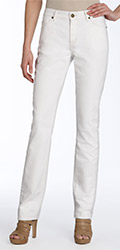 CJ by Cookie Johnson Faith Straight Leg Stretch Jeans