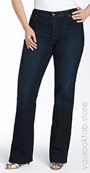 CJ by Cookie Johnson Grace Bootcut Jeans