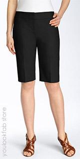 Halogen Bermuda Shorts