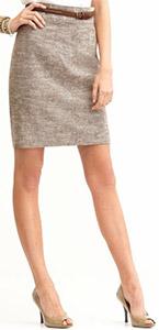 Linen/Cotton Sophisticate Skirt
