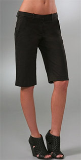 Dressy bermuda shorts for business casual - YLF