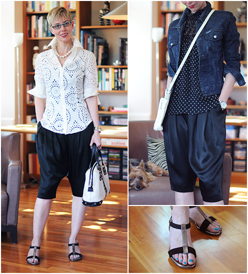 Harem Pants - More Casual Outfit