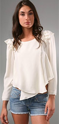 Wink Windsor Blouse