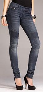 Jean Moto Legging