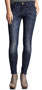 Legging Jeans (Faded Dark Wash)