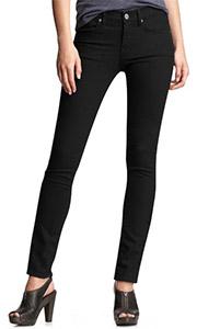 Legging Jeans (True Black Wash)