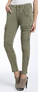 J Brand 'Houlihan' Skinny Stretch Cotton Cargo Pants