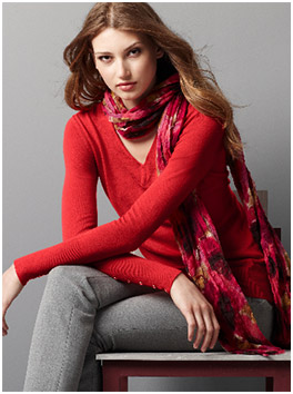Fab And Affordable Loft V Neck Sweater Ylf