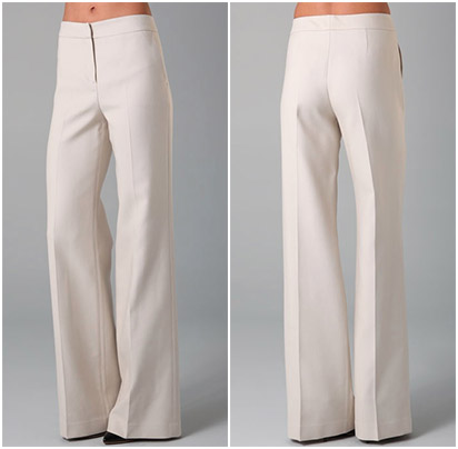 Perfect Pant Lengths for Flared Bottoms