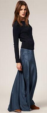 Casual Maxi Skirts: Yay or Nay - YLF