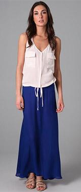 Casual Maxi Skirts: Yay or Nay - YLF