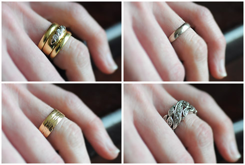 My Wedding Ring Confession YLF