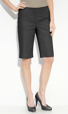 1ae13ccad9b ... dressy Bermuda shorts are inappropriate in business casual settings.  Bottoms ...