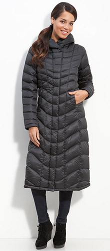 Patagonia Long Down Coat Han Coats