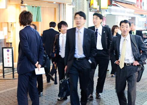 Tokyo Men In Stylish Action Ylf