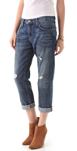 How to Choose and Fit Boyfriend Jeans