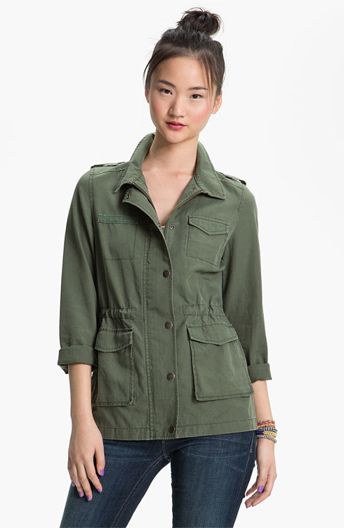 Utility Jacket Jackets And Nike: Casual Utility Jackets For Fall