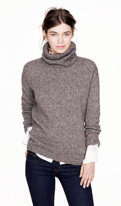 The Skinny on Chunky Knit Pullovers - YLF
