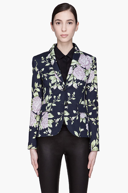 Floral Jackets: Yay or Nay - YLF