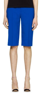 Club Monaco Grace Short Blue