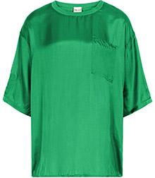 Lilou Over Size T-Shirt Eucalyptus