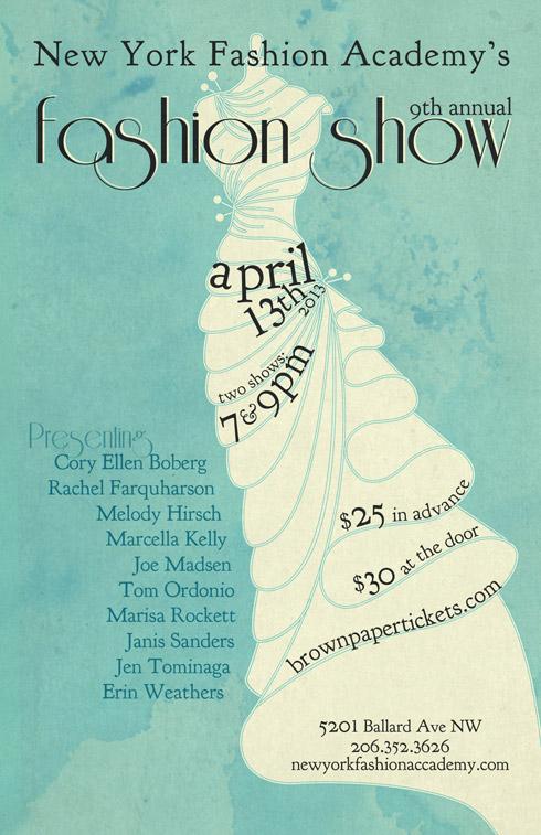 NYFA Fashion Show