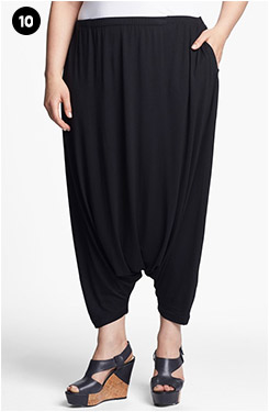 Eileen Fisher Harem Pants